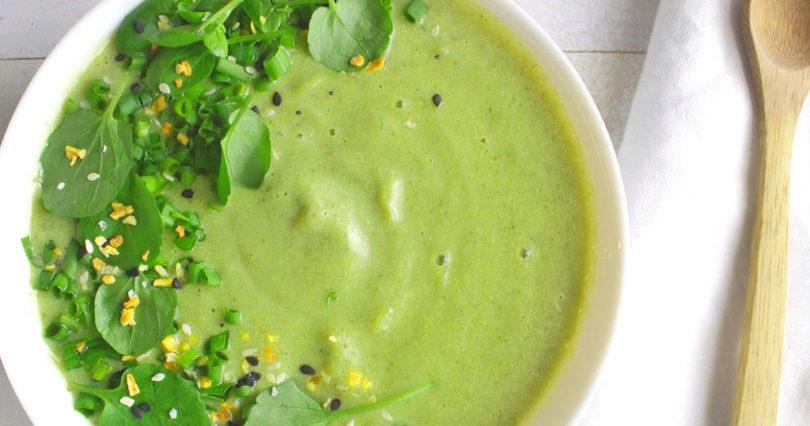 Soop Spinach