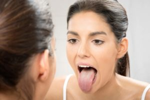 Your tongue and oral health